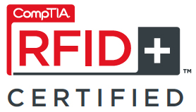 We are CompTIA RFID+ certified